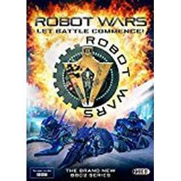 Robot Wars - The Brand New Series 2016 [DVD]